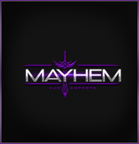 Mayhem's Logo